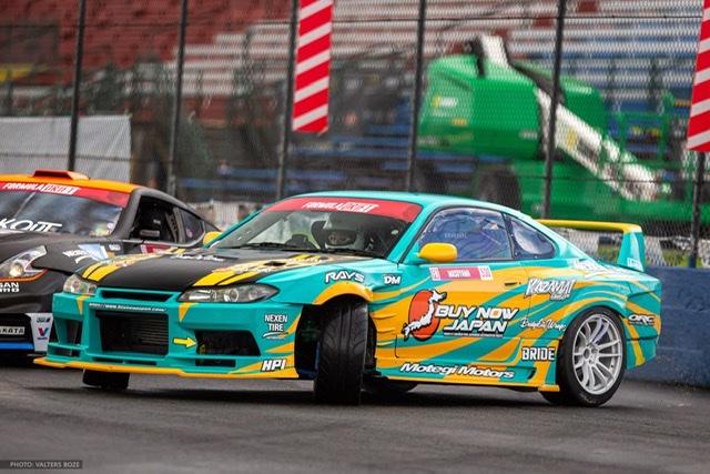 Formula Drift 2020 Masuyama Silvia S15