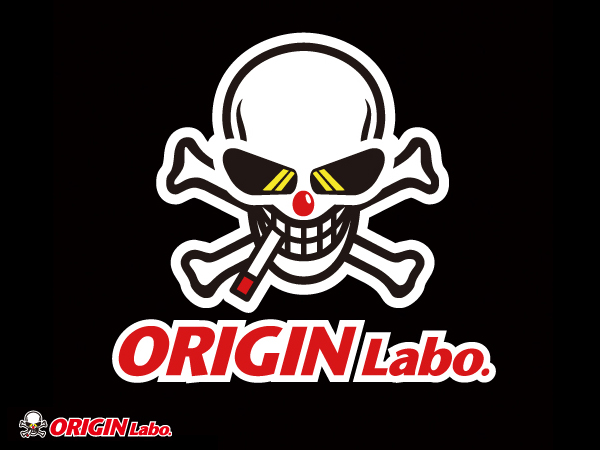 Origin Labo - Vehicle Sticker 800mm x 731mm